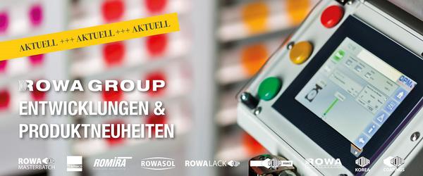 ROWAnews kompakt: Neues aus ROWA GROUP
