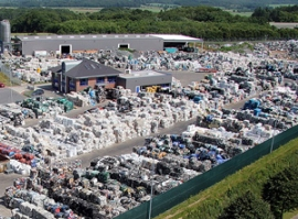 TM Recycling: Ausbau in Hohenwestedt
