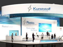 "K 2019: Sonderschau ""Plastics shape the future"