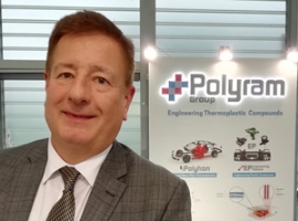 Polyram: Compoundeur nun mit erstem Werk in Europa