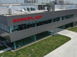 Senoplast: Produktion von Thermoform-Platten in China gestartet