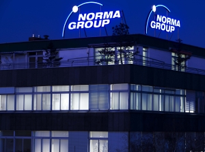 Firmenzentrale der Norma Group in Maintal (Foto: Norma Group)