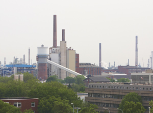 Chempark in Dormagen (Foto: Bayer)