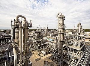 TDI-Anlage in Geismar (Foto: BASF)